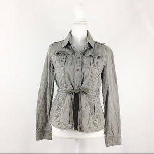 Daughters of the Liberation Utility Jacket Size 6